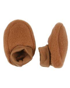 Booties aus Merinowolle