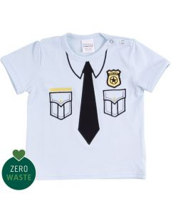Police T-shirt - Baby